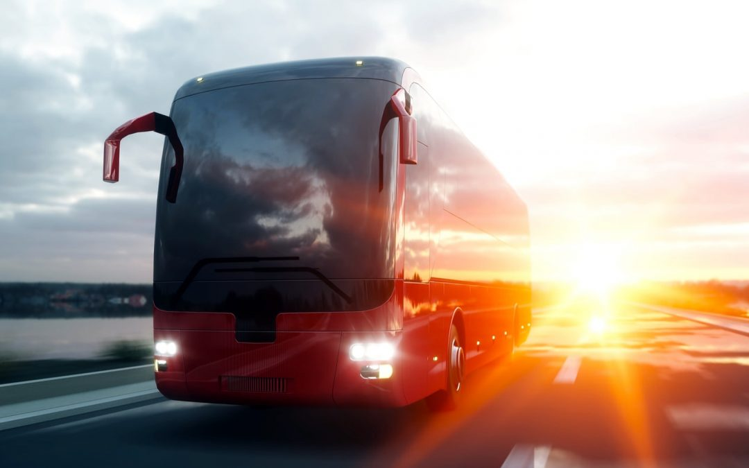 Turismo religioso in bus